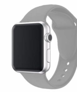 iwatch Silicone Grey Strap